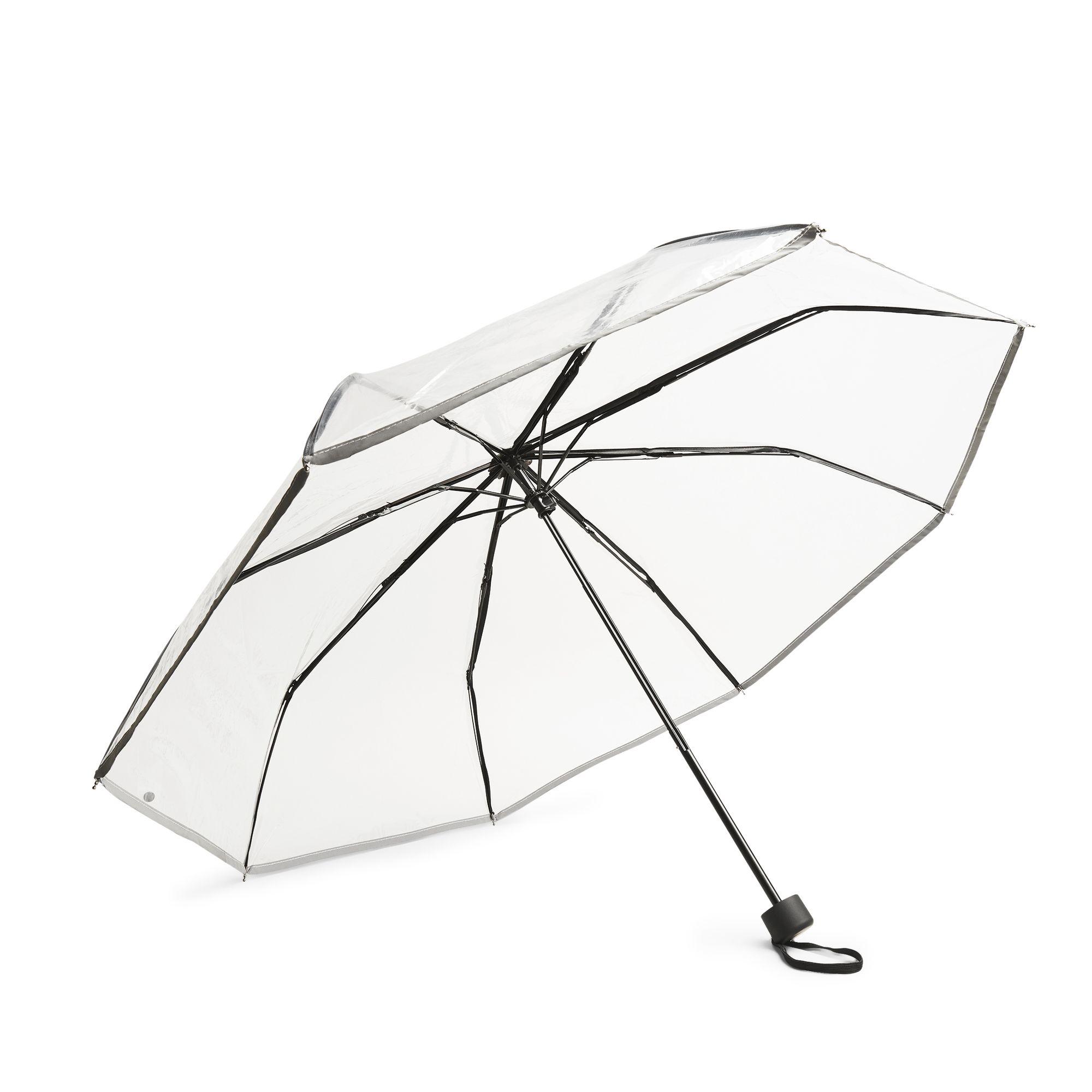Bilde av A-to-b Gjennomsiktig Paraply, Svart